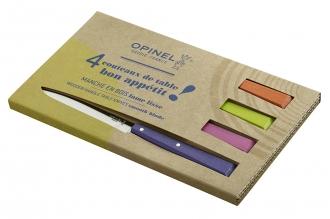 Набор ножей из 4 шт. POP N°125 Opinel