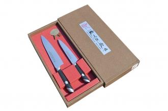 Подарочный набор ножей Sakura из 2 шт. Satake