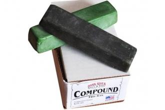 Набор паст для правки ножей Compound Two Bar Bark River, США