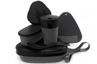 Набор походной посуды MealKit 2.0 (черный), Light my Fire, Швеция
