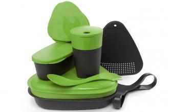 Набор походной посуды MealKit 2.0 (зеленый), Light my Fire, Швеция