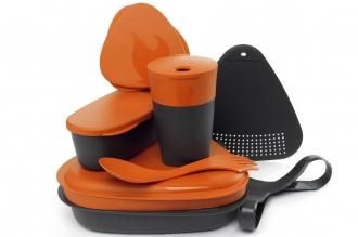 Набор походной посуды MealKit 2.0 (оранжевый), Light my Fire, Швеция
