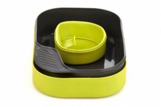 Набор посуды Camp-A-Box Basic (lime) Wildo, Швеция