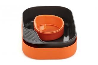 Набор посуды Camp-A-Box Basic (orange) Wildo, Швеция