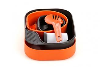 Набор посуды Camp-A-Box Complete (orange) Wildo, Швеция