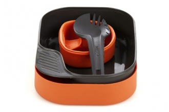 Набор посуды Camp-A-Box Light (orange) Wildo, Швеция