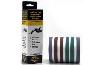 Набор шлифлент для станков Sharp Knife & Tool Sharpener Work Sharp