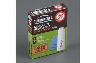 Набор расходных материалов для фумигаторов с запахом земли Thermacell, США