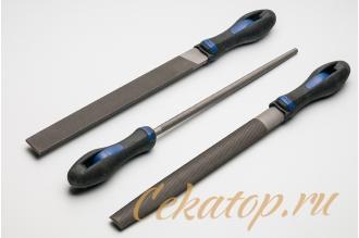 Ajax набор напильников 250 мм из 3 шт., Чехия