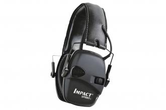 Активные защитные наушники Impact Sport (чёрные) Honeywell Howard Leight
