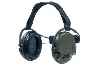 Наушники защитные активные Supreme Pro Neckband (green) MSA-Sordin, США