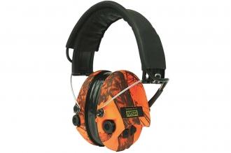 Наушники защитные активные Supreme Pro X-LED (orange) MSA-Sordin