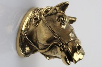 Навершие «Голова лошади» 104 (мельхиор)