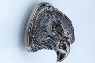 Навершие «Голова орла» 148 (мельхиор)