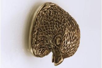 Навершие «Голова птицы» 141 (латунь)