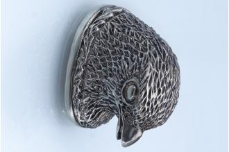 Навершие «Голова птицы» 141 (мельхиор)