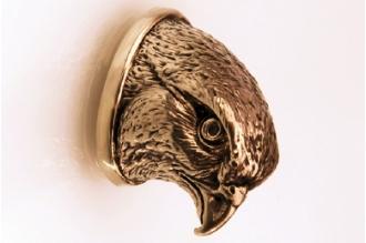 Навершие «Голова сокола» 154 (латунь)