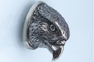 «Голова сокола» 155 (мельхиор)