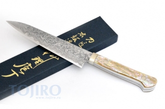 Высококачественный кухонный нож производства Hiroo Itou, Япония