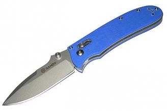 Нож складной G704 (синий) Ganzo, КНР