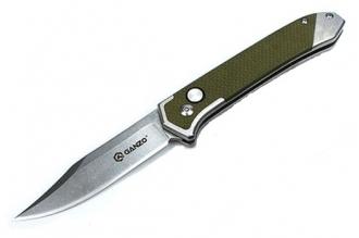 Нож складной G719 (зеленый) Ganzo, КНР