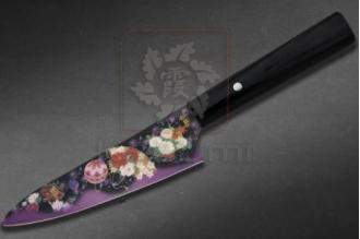 Нож керамический Yume no Utage Black MNV-2004-5 Minova