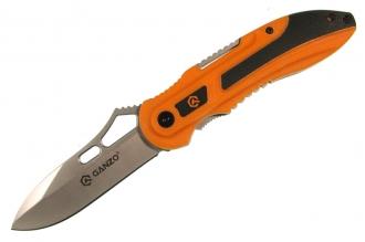 Нож складной G621 (оранжевый) Ganzo, КНР