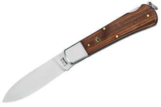 Нож 210P Hunting knife Fox