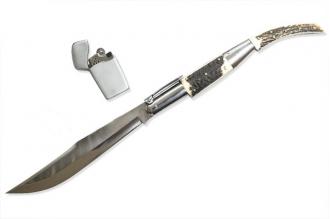 Складной нож наваха J.J.Martinez 103 C INOX 230 мм