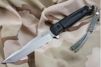 Нож Aggressor (D2, Satin) Kizlyar Supreme, Россия