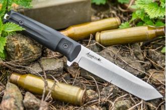 Нож Aggressor Lite (420HC, Kraton) Kizlyar Supreme