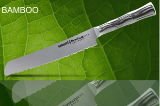 Хлебный нож Bamboo Samura SBA-0055