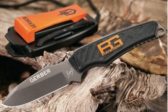 Gerber Bear Grylls Ultra Compact Knife, США
