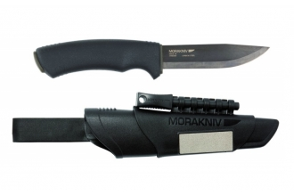Нож Bushcraft Survival Black Morakniv, Швеция