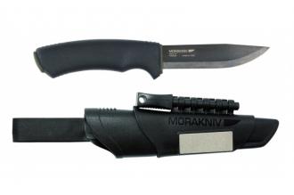Нож Bushcraft Survival Black Morakniv, Швеция