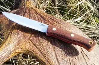 Нож Бушкрафт D2 (микарта с оружейной насечкой) Южный Крест, Россия