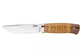Нож Чинук (D2, береста) Южный Крест, Россия