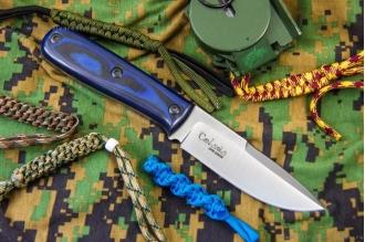 Нож Colada (S35VN, Micarta) Kizlyar Supreme, Россия