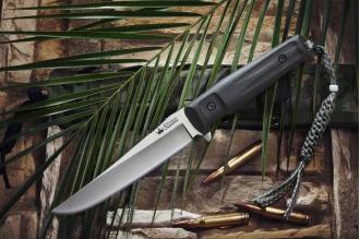 Нож Croc (AUS-8, Satin) Kizlyar Supreme, Россия
