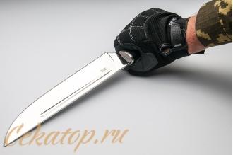 Нож Дагестанский Кизляр хват сверху