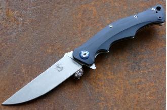 Нож складной «Дагон» (black) Steelclaw, КНР