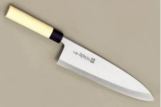 Нож Дэба для разделки рыбы 21 см Masahiro