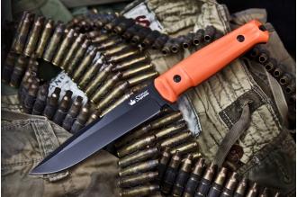 Нож Delta (D2, Black OH) Kizlyar Supreme, Россия