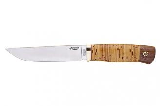 Нож Длинный Джек (440C, береста) Южный Крест, Россия