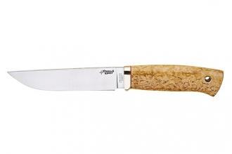 Нож Длинный Джек (D2, карельская береза) Южный Крест, Россия