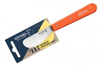 Нож для масла №117 (оранжевый) Opinel