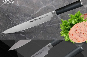 Нож для нарезки MO-V Samura SM-0045/G-10