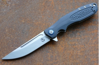 Нож складной «Джин» (black) Steelclaw, КНР