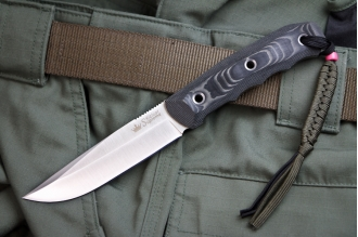 Нож Echo (AUS-8, Satin) Kizlyar Supreme, Россия