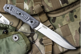 Kizlyar Supreme Нож Enzo (AUS-8, Satin)